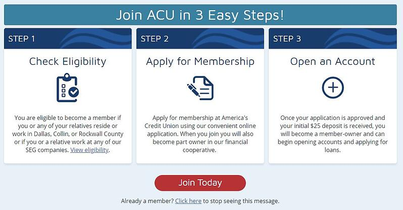 ACU Join