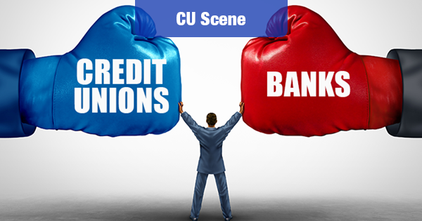 Credit Unions VS Banks: Credit Unions Destroy Banks on Yields