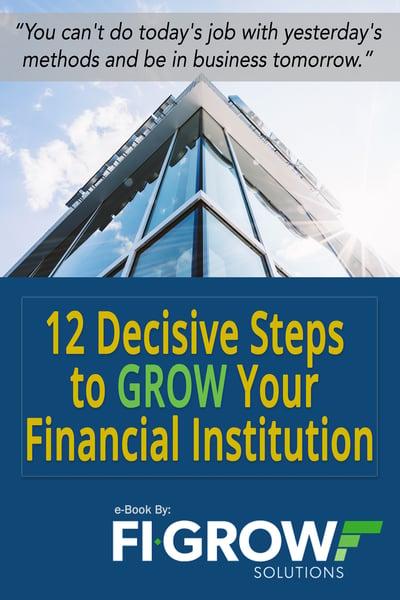 FI GROW 12 steps to growth e-book