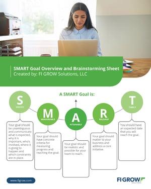 SMART Goals Cover