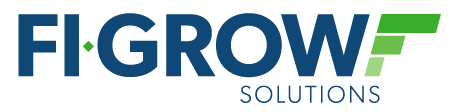 FI GROW Solutions Logo
