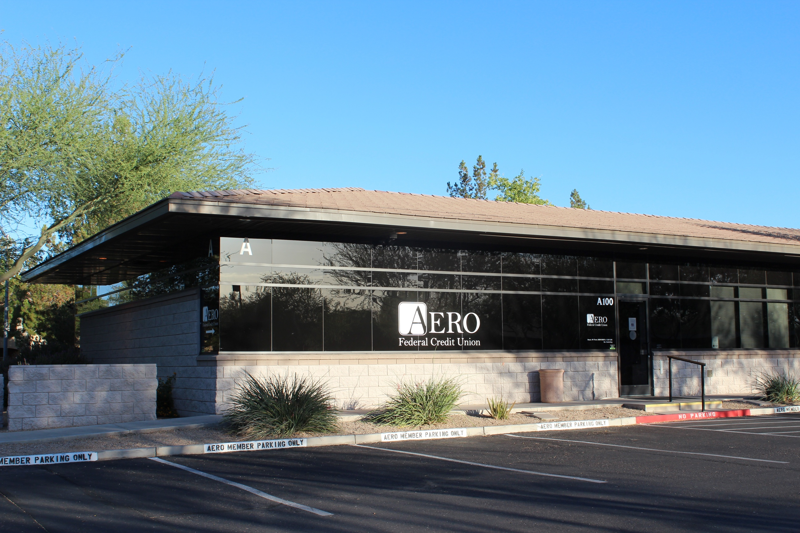 AERO branch location image