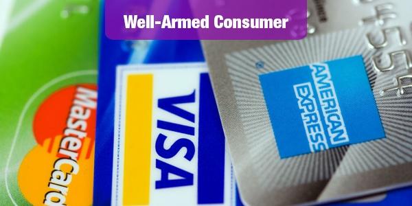 Green Credit Card Image