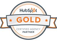 HubSpot Gold Partner Logo