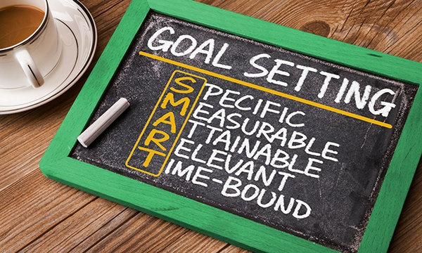 Credit Union Marketing Ideas - SMART Goals Image