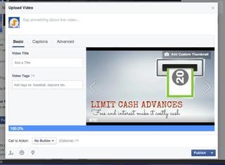 credit union video content image