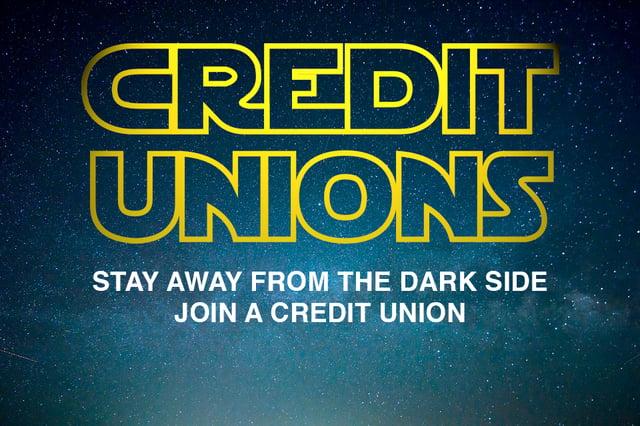 Star Wars Credit Union Graphics