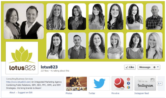 Creative Ways to Use Facebook Cover Images - Staff
