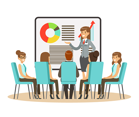 teaching training graphic