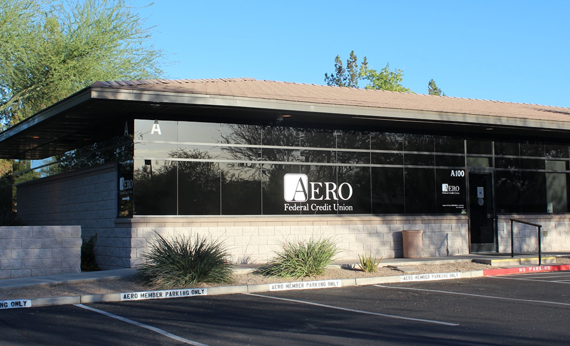 AERO Federal Credit Union Branch Image